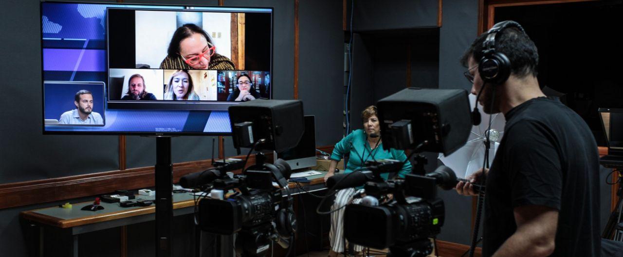 Solicitud de Ayuda para Capacitación del Sector Audiovisual