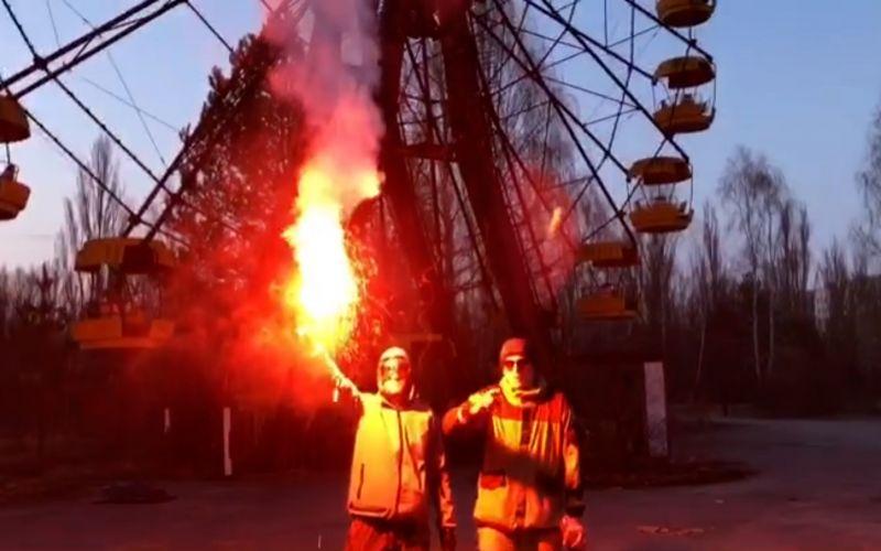 Chillnobyl dirigida por Pablo Rojas Castillo.
