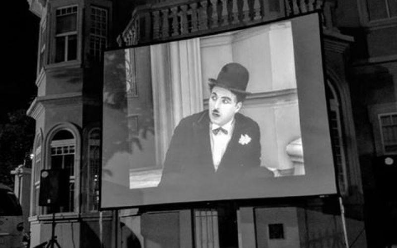 """""""Cita a ciegas"""" en el Centro de Cine"""